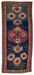 The Shefik Pasha 'Water Lily' Carpet