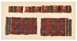 Six Fragments of a Red-Ground Ladik
