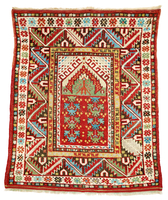 Mihaliççik Prayer Rug