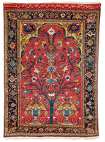 Bakhtiari Khan Carpet